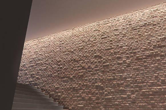 lightgap wandstrukturen plastisch in szene setzen on light licht im netz. Black Bedroom Furniture Sets. Home Design Ideas