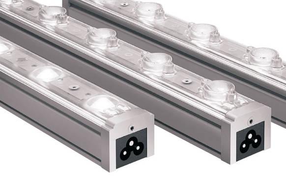 Led Linienle led linien module connection bar on light licht im netz