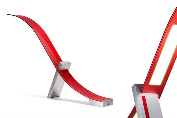 Design Schreibtischleuchte oled schreibtischleuchte für design liebhaber on light licht im netz
