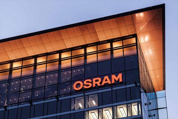 osram gewinnt gro auftrag f r led leuchten on light licht im netz. Black Bedroom Furniture Sets. Home Design Ideas