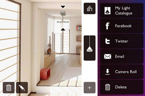 app f r die lichtplanung on light licht im netz. Black Bedroom Furniture Sets. Home Design Ideas