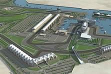 Leuchten aus Deutschland erhellen Abu Dhabis extravagante Rennstrecken-Insel