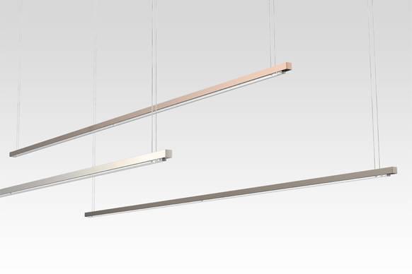 oneline ein skulpturales designobjekt on light licht. Black Bedroom Furniture Sets. Home Design Ideas