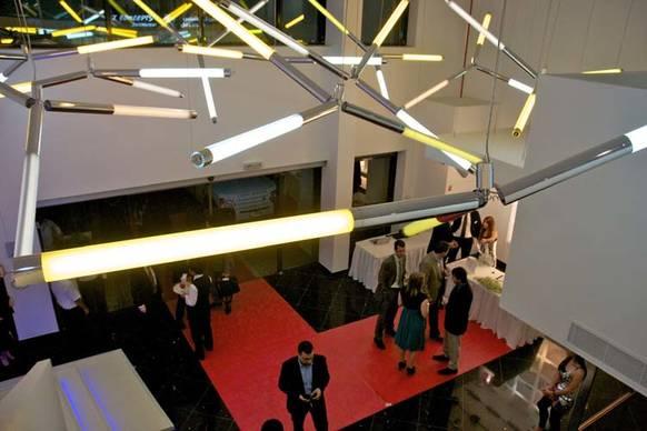 lichtzentrum in dubai on light licht im netz. Black Bedroom Furniture Sets. Home Design Ideas