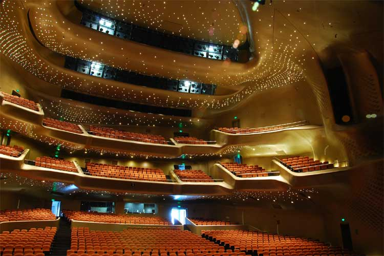 Smart Homes 5 Awesome Home Automation Solutions in addition Transitional Style as well Etc Beleuchtet Das Guangzhou Opernhaus In China likewise Source Four together with PTAU45. on electronic theatre controls