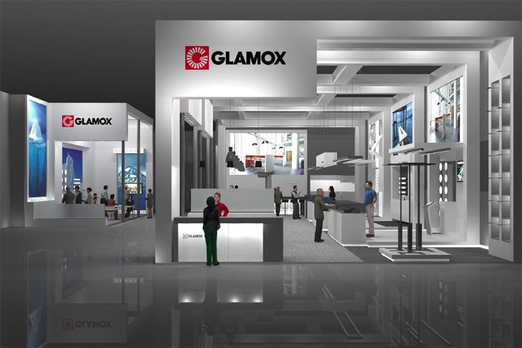glamox auf der light building 2018 on light licht im netz. Black Bedroom Furniture Sets. Home Design Ideas