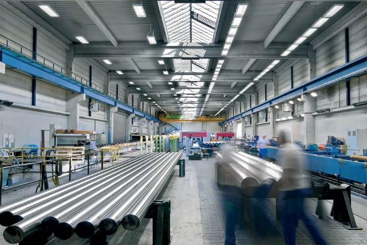 HENSEL METALLTECHNIK. Ein Unternehmen der. Energieeffiziente