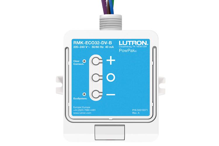 TriPak - Neue Lichtsteuerungslösung: ON-LIGHT · Licht im Netz®
