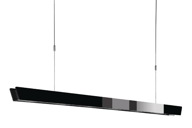 modulare led pendelleuchte on light licht im netz. Black Bedroom Furniture Sets. Home Design Ideas