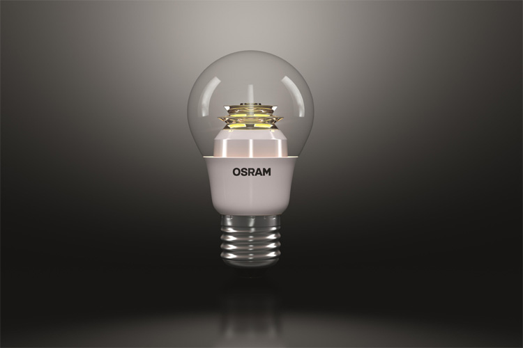Dot Light Lampen : Osram led lampe mit red dot award ausgezeichnet: on light · licht im