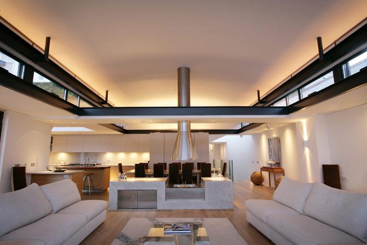 Lichtkonzept Haus mit beste stil für ihr haus ideen