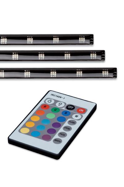 praktische l sungen mit moduled flatled fixled und mobiled on light licht im netz. Black Bedroom Furniture Sets. Home Design Ideas