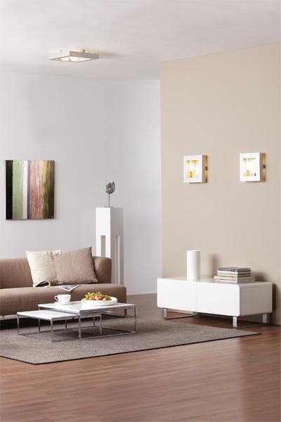 das a und o f r wand und decke on light licht im netz. Black Bedroom Furniture Sets. Home Design Ideas