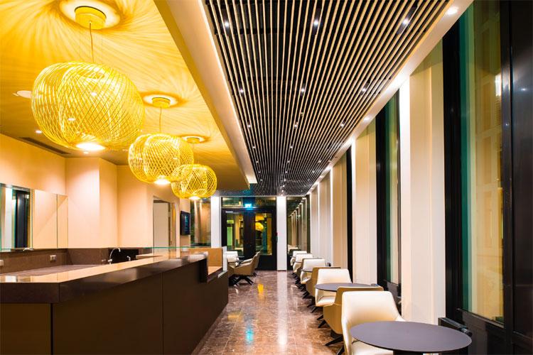 Projekt des monats dezember 2015 on light licht im netz for Licht interieur plaza